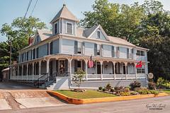 Shepard Inn (Back Road Photography (Kevin W. Jerrell)) Tags: historic inn dandridge jeffersoncounty tennessee oldbuildings backroadphotography nikond7200 sigmalens