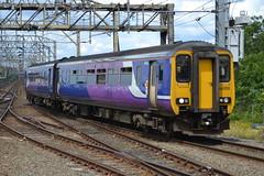 Northern Rail Class 156 156428 - Stockport (dwb transport photos) Tags: arriva northern rail sprinter dmu 156428 stockport