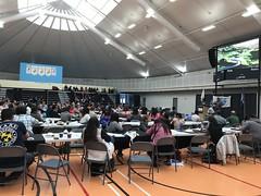KEPA (Oldman Watershed) Tags: kepa conference blackfoot elders presentation sydney rebekkah outreach assistants board members plant walk education shannon frank