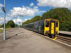 150234+150249 (Conner Nolan) Tags: 150234 150249 class150 greatwesternrailway bedminster