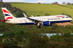 G-TTNB_02 (GH@BHD) Tags: gttnb airbus a320 a320200 a320251neo neo britishairways ba baw unionflag speedbird shuttle aircraft aviation airliner bhd egac belfastcityairport