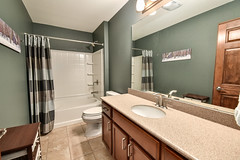 8 - 1606 Mohican Trl Bathroom 2 (Daniel Mai Shorewest, REALTORS) Tags: | buyers houses for sale mls 1624891 br 3 ba 2 sqft 2068 year built 2013 full basement with egress open concept link httpbitly2eskufk| location waukesha housesforsale realestate waukeshacounty brookfield menomoneefalls realtor danielmaishorewest danielmaishorewestrealtor realestateforsale realestateagent first time home