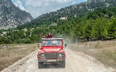 Side, Turkey, May 2019. . . (CWhatPhotos) Tags: pictures camera holiday art look that four photo holidays flickr day foto with view artistic photos pics picture like sunny olympus have photographs fotos views micro which contain thirds cwhatphotos blue sky sun hot turkey skies gorgeous side may turkish 2019 landrover car jeepsafari fourwheeldrive