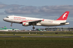 CN-NMI | Air Arabia Maroc | Airbus A320-214 | CN 5206 | Built 2012 | DUB/EIDW 26/03/2019 | ex A6-ANK (Mick Planespotter) Tags: aircraft airport nik a320 sharpenerpro3 dublinairport 2019 collinstown flight cnnmi air arabia maroc airbus a320214 5206 2012 dub eidw 26032019 a6ank