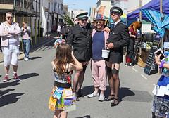 Kemp Town Carnival 2019 (Finding Chris) Tags: chrisbarbaraarps findingchris visualstoryteller canoneosr canon50mm canonmirrorless kemptowncarnival stockingsandsuspenders policemen fancydress