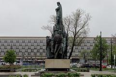 Krakow, Poland (Luke Kwiatkowski) Tags: 2019 krakow poland polska monument pomnik cracovia hotel