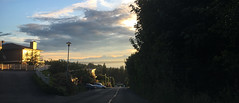 North Beach/Blue Ridge looking fine - cropped (Seattle Department of Transportation) Tags: mountains sunset seattle sdot transportation north beach blue ridge neighborhood