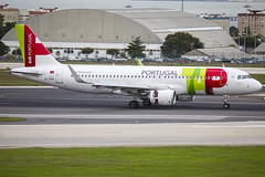 CS-TNQ | TAP Air Portugal | Airbus A320-214 | CN 3769 | Built 2009 | LIS/LPPT 02/05/2018 (Mick Planespotter) Tags: aircraft airport nik a320 sharpenerpro3 cstnq tap air portugal airbus a320214 3769 2009 lis lppt 02052018 portela lisbon humbertodelgado humberto delgado 2018