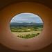 Hacienda Tower Window