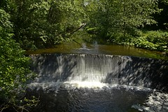 River Dane Weir. (philept1) Tags: weir river dane peakdistrict staffordshire cheshire water countryside