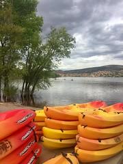 Dells Kayaks for Rent (Maureen Medina) Tags: maureenmedina artizenimages arizona az prescott granitedells kayaks watsonlake