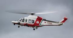 Italian Coast Guard AW139 (Andy.Gocher) Tags: andygocher canon100d sigma18250 europe italy coastguard aw139 sar helicopter