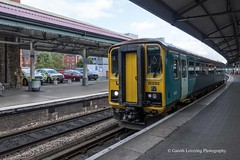 153312 @ Swansea Station 2019 06 06 (Gareth Lovering Photography 5,000,061) Tags: swanseastation tfw transportforwales trains railways sonyrx100vagareth lovering photography