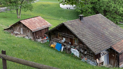 Swiss Cottages, Wengen