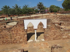 Castle of Silves (Gerald (Wayne) Prout) Tags: castle0fsilves silvescastle cityofsilves silvesmunicipality faro algarveregion southernportugal portugal prout geraldwayneprout canon canonpowershotsx60hs powershot sx60 hs digital camera photographed photography architecture reconstruction archway inneryard castle fortification fort walls moors moorish city silves municipality southern algarve