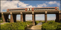 'In search of steam' (peterdouglas1) Tags: transportforwales llandulas viaducts northwalescoastrailway northwalescoast