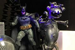 Batman (misterperturbed) Tags: mezco mezcoone12collective ascendingknight batman dccomics metalsouls