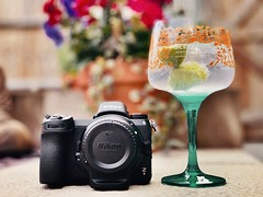 49/365 G&T and a new camera 😊 (Gingernutty Photography) Tags: alcohol drink z6 nikonz6 nikon ginandtonic gin