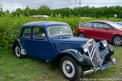 CitroMobile 2019 (Okke Groot - in tekst en beeld) Tags: am2531 citromobile citroën11 tractionavant vijfhuizen nederland