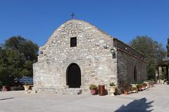 Monastery of Panagia Salamiotissa (Terry Hassan) Tags: cyprus kıbrıs κύπροσ monastery christian orthodox panagiasalamiotissa church chapel
