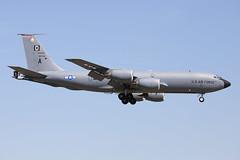 USAF KC-135R Stratotanker (nickchalloner) Tags: 580100 d epa boeing kc135 kc135r stratotanker 100 100th air refuelling wing arw bloody hundredth raf mildenhall royal force mhz egun usaf usafe united states america dday 75 75th anniversary