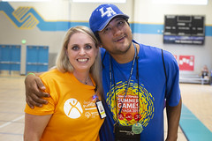 Nevada Summer Games 2019 (SONevada) Tags: sports nevada reno las vegas summer games bocce track field athletes athlete swim swimming action sport fun team work dance love special olympics raiders oakland