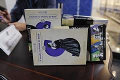 """Lançamento: Coleção """"Arquivo S"""" - 4º Volume (Senado Federal) Tags: evento lançamento coleçãoarquivos livro sgidoc secom seahis coarq sajs espaçoculturalivandrocunhalima história exposiçãocomemorativa portalsenadonotícias jornaldosenado brasília df brasil"""