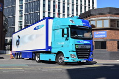 Catfish And The Bottlemen UK and Ireland Tour 2019 Fly By Nite Tour Truck NN68 FBN (5asideHero) Tags: catfish and the bottlemen uk ireland tour 2019 fly by nite truck daf xf euro 6 super space cab nn68fbn