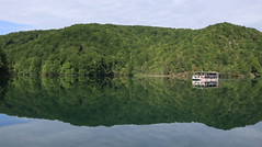 mirror(less?). (discoveyvans) Tags: croatia lakes plitvice natural park national hike water boat nature green lover travel explore