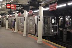 IMG_6274 (GojiMet86) Tags: mta irt nyc new york city subway train 1985 r62a 1930 times square 42nd street