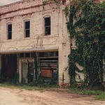 Chattahoochee  Florida -  Abandoned General Store - Near River Junction thumbnail