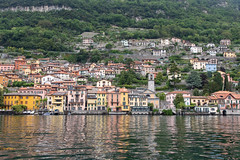 On The Shores of Lake Como, Italy (Jill Clardy) Tags: cruise europe italy lakecomo rhine viking river 201905279l8a3523 carateurio provinceofcomo villas shore shoreline carate urio villa reflection