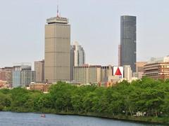 IMG_1847 (dzh2282) Tags: boston cambridge memorialdrive bu bubridge charlesriver skyline skyscraper construction buildings massachusetts newengland