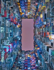 Cool new comp! (Trey Ratcliff) Tags: china hongkong treyratcliff stuckincustoms stuckincustomscom photography gear tripod peak design travel comp competition viewbug hdr cityscape architecture