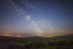 The Mountain & the Scorpion King's Sky (Edward Wolohan) Tags: astronomy astrophotography astrophoto stars space nightsky universe galaxy midsummer midnight nationalpark wicklowmountains wicklowmountainsnationalpark ireland jupiter scorpio antares altair wicklowhighlife