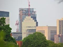 IMG_1873 (dzh2282) Tags: boston cambridge memorialdrive bu bubridge charlesriver skyline skyscraper construction buildings massachusetts newengland