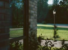 Work lamp (luciferslunarresort) Tags: ektar medium format mf zenza bronica