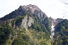 Peak (tez-guitar) Tags: peak mountain snow kamikochi nagano shinshu leica leicacl summicron