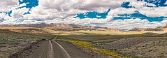 Cottonwood Canyon Road - Grand Staircase-Escalante National Monument (campmusa) Tags: arizona cottowoodcanyonroad cottowoodroad nikond750 grandstaircaseescalatenationalmonument nationalmonument utah panoramic offroad