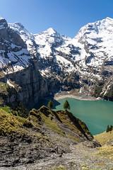 Oeschinensee 2, Berner Oberland, Schweiz