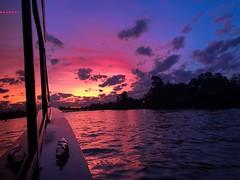 Sunset (telmofilho) Tags: sunset color argentina river buenosaires delta tigre