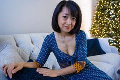 It's Christmas Again! (Chris-Creations) Tags: 20181122015 mei portrait people pretty chinese asian woman lady petite girl feminine femme fille attractive sweet cute beauty lovely amateur wife gorgeous beautiful glamour mujer niña guapa chica esposa женщина 女孩 女人 性感 妻子