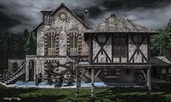 Le Moulin du Hameau de la Reine... (Tonny Rey) Tags: nevertotallydead home deco garden blog rlinspired