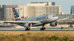American Airlines N280AY plb22-04497 (andreas_muhl) Tags: a330200 aa airbus airbusa330243 americanairlines aprilmai2019 klax lax losangeles n280ay sony aircraft airplane aviation planespotter planespotting