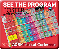 See the Program! ACRM Annual Conference (ACRM-Rehabilitation) Tags: continuingeducationcredits cmeceu acrmconference acrm acrm|americancongressofrehabilitationmedicine annualconference acrmprogressinrehabilitationresearchconference chicago hiltonchicago rehabilitationresearch rehabilitation research scientificpaperposters scientificresearch neurodegenerativediseases braininjury braininjuryrehabilitation stroke strokerehabilitation spinalcordinjury neuroscience continuingeducationalcredit educationalcredit evidencebased medicaleducation medicalconference