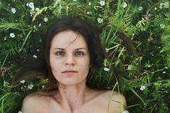 . meadowmaiden (. ruinenstaat) Tags: tumraneedi ruinenstaat human peoplephotography people girl natalja green