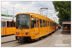 Tram Budapest - 2019-11 (olherfoto) Tags: tram tramcar tramway strasenbahn villamos budapest ungarn hungary bkv hannover