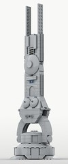 Another step up (KaijuWorld) Tags: lego moc custom wip atat walker star wars empire leg ldd