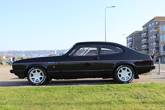 Ford Capri 2.8 Injection Special C794GOV (Andrew 2.8i) Tags: classics meet show cars car classic weston westonsupermare capri ford coupe europe euro european v6 28 hatch liftback hatchback mark 3 mk mk3 iii injection 2800 cologne special