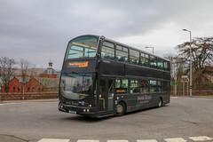 Shiel, Acharacle L50SBL (busmanscotland) Tags: shiel acharacle lf52thv l50sbl lf52 thv l50 sbl volvo b7tl wright eclipse gemini east thames buses london general wvl27